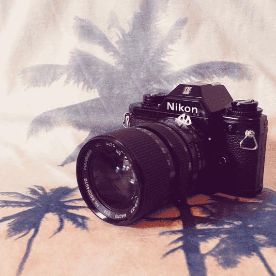 仙台の探偵が浮気調査に使用するカメラ